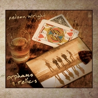 NELSON WRIGHT..Orphans & Relics..CDCover