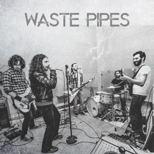 WASTE PIPES..Band Picture