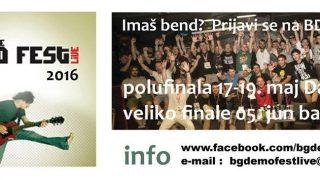 BELGRADE DEMO FEST..Actual foto