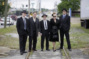 EIGHT O FIVE JIVE..Band Picture
