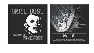GNILE DUSE..Nas bog je punk rock..Cover