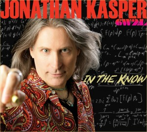 JONATHAN KASPER ..In The Know..CDCover
