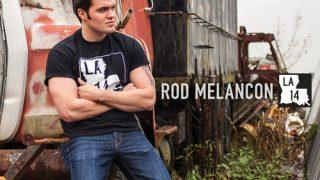 ROD MELANCON..LA 14..Cover