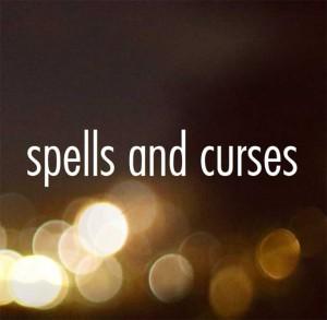 SPELLS AND CURSES..Logo