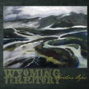 Krystina Stykos..Wyoming Teritorry..CDCover