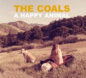 THE COALS..Happy Animal..CDCover