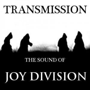 TRANSMISSION..Band logo