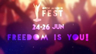OPEN MINDED FEST..Central Cover