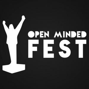 Open Minded Fest..Logo..