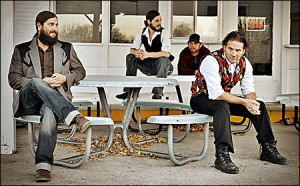 KING OF THE TRAMPS..Band Picture