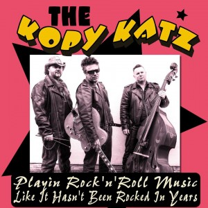 THE KOPY KATZ..Band Picture 2
