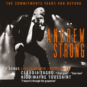 ANDREW STRONG..CDCover