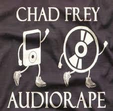 CHAD FREY..Audiorape..CDCover