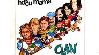 CLAN..Motor hocu mamaLPCover