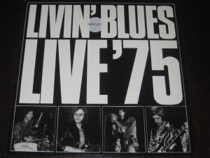 LIVIN' BLUES..CDCover 2
