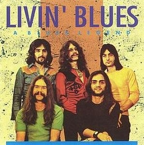 LIVIN' BLUES..CDCover
