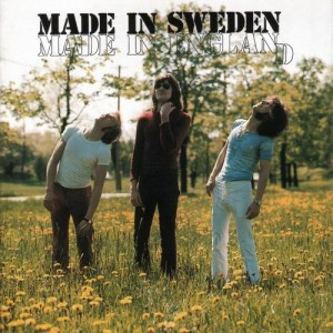 MADE IN SWEDEN..CDCover