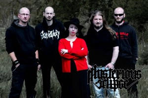 MYSTERIOUS ECLIPSE..Band Picture