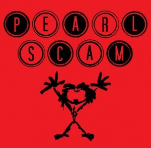 PEARL SCAM...logo