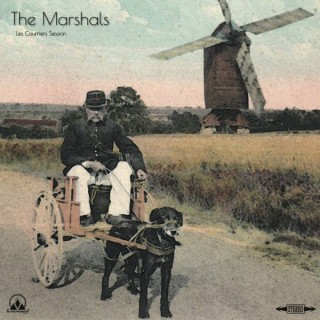 """THE MARSHALS – Les Courriers Session"""""""