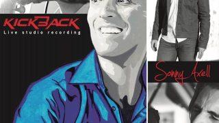 SONNY AXELL..KickbackCDCover