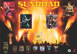 SUNROAD..poster