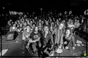 CONRAD SHOCK..Band picture