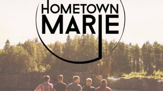 Hometown Marie..CDCover