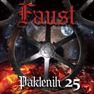 FAUST..Paklenih 25..CDCover