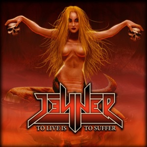 "JENNER – ""To Live Is To Suffer"""