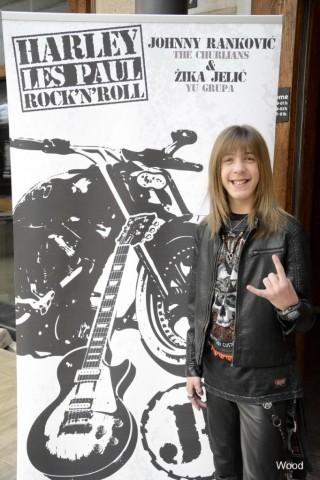 """Harley, Les Paul & Rock'n'Roll""…novi spot i pesma Johnny-ja Rankovića"