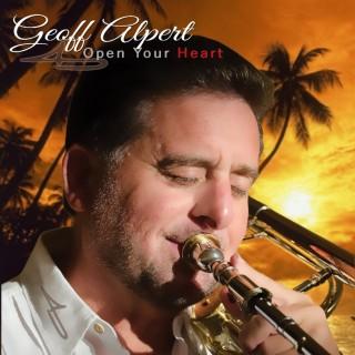 """GEOFF ALPERT – """"Open Your Heart"""""""