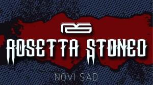 ROSETTA STONED..Logo