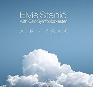 ELVIS STANIC..AIR..CDCover