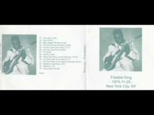 FREDDY KIng..Cover