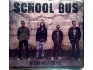 SCHOOL BUS..Gledanje u sunce..CDCover