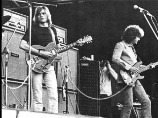 "The Moody Blues – ""Live In Boston"", 25.10.1972."
