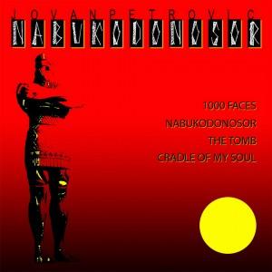 JOVAN PETROVIC..Nabukodonosor...Cover