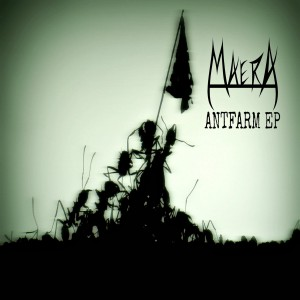 MAERA..Anrfarm EP..Cover