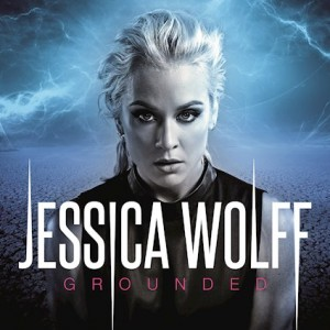 JESSICA WOLF..Grounded..CDCover