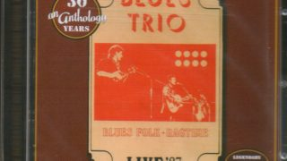 BLUES TRIO - Live'87..CDCover
