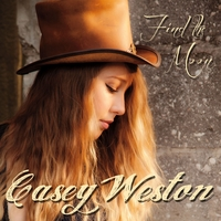 CASEY WESTON..Find The Moon..CDCover