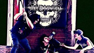 SONIC AMMUNITION..Band Picture