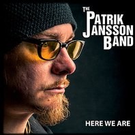 The Patrik Jansson Band...CDCover 2