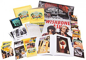 WISHBONE ASH..actual.Box set