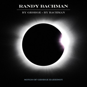 "Multiple Hall of Famer, songwriter, singer, and guitarist Randy Bachman announces U.S. release plans for his new album, 'By George – By Bachman,' a personal testimonial to George Harrison's finest work. To be released digitally on March 2 and on CD on March 16 by UMe, the album is heralded by two tracks available immediately with digital album preorder: ""Here Comes The Sun"" and ""While My Guitar Gently Weeps."" The album's limited edition marble-colored 2LP vinyl package will be released April 27. (PRNewsfoto/UMe)"
