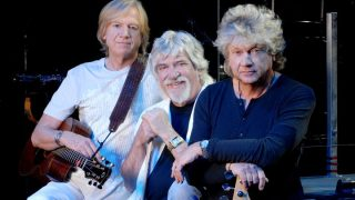 THE MOODY BLUES..Band Picture