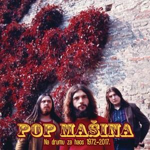 POP MASINA..Ma Drumu za haos CDCover