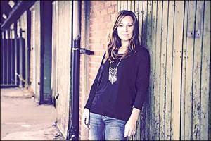 Mona Wallin..Personal picture