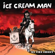 ICE CREAM MAN...On The Shoot..CDCover